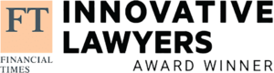 FT Innovative Lawyers Award winner legal technology