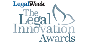 Legal Week Legal innovation awards legal technology award winner