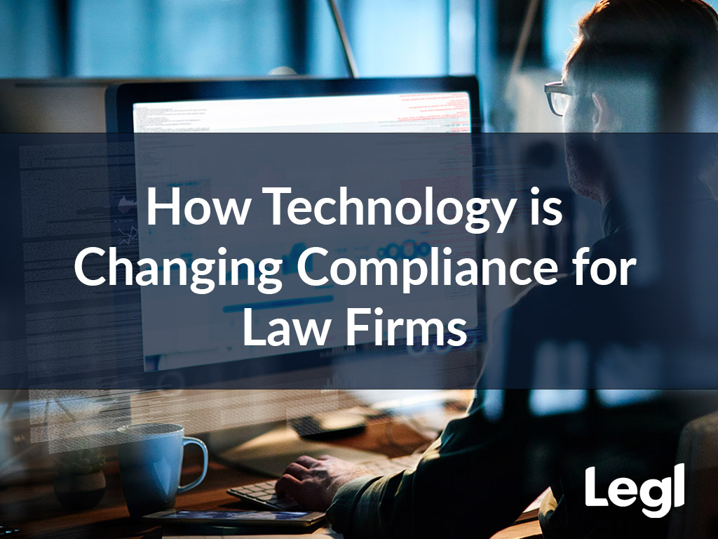 how legaltech is changing compliance